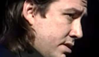 Comedian Bill Hicks