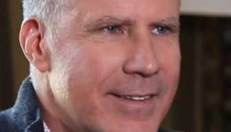 Comedian Will Ferrell