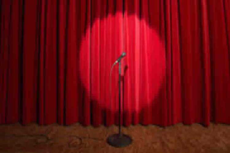 My First Stand Up